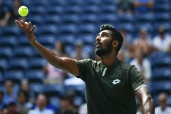 Prajnesh Makes Exit From Us Open Loses Steam After Confident Start Against Medvedev