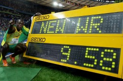 Usain Bolts 958 A Decade On The Science Behind The 100m World Record Holder