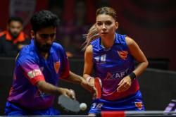 Ultimate Table Tennis 2019 Dabang Delhi Beat U Mumba In Thriller Enter Final