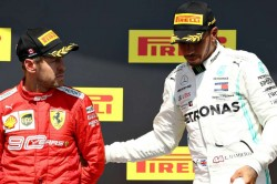 Mercedes March On Ferrari Fall Short And Renault Flop F1 Mid Season Review