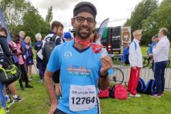 Exclusive Organ Recipient Athlete Vishnu Nair Represents India At World Transplant Games