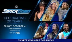 Brock Lesnar Roman Reigns And More Confirmed For Wwe Smackdown