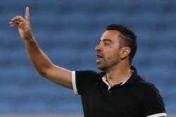 Afc Champions League Is A Tough Tournament Says Xavi
