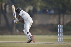 Duleep Trophy Final Abhimanyu Easwaran S 153 Puts India Red Ahead Against India Green