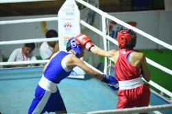 Junior Women S Boxing Nationals Delhi Haryana Boxers Dominate Proceedings On Day