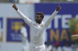 Icc Bans Sri Lankan Spinner Akila Dananjaya For Illegal Bowling Action