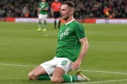 Republic Of Ireland Bulgaria Browne Long Collins Score In Friendly Win