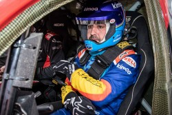 Morocco Rally Alonso Set For First Competition In The Dunes