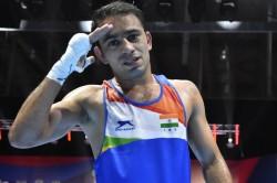 Aiba Men S World Boxing Championships Amit Panghal Manish Kaushik Enter Semi Finals Confirm Medals