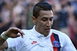 Paris Saint Germain 3 0 Real Madrid Di Maria Shines Against Former Club