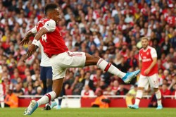 Aubameyang North London Derby Draw Flatters Spurs