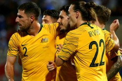 Graham Arnold Socceroos World Cup Qualifying Qatar 2022 Leckie