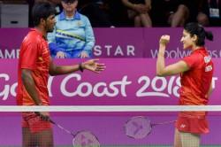 China Open Satwik Ashiwini Enter Mixed Doubles Second Round