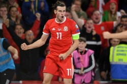 Wales Azerbaijan Euro 2020 Qualification Match Report Ryan Giggs Gareth Bale