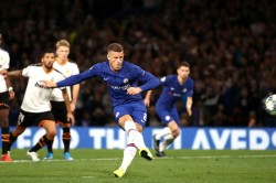 Chelsea Valencia Champions League Ross Barkley Misses Penalty