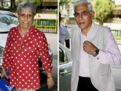 Bcci Elections Coa Chief Vinod Rai Diana Edulji
