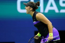 Us Open 2019 Bianca Andreescu Recovers Resolute Elise Mertens