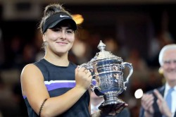 Us Open 2019 Bianca Andreescu Tearful Crazy Serena Williams Victory
