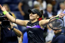 Us Open 2019 Bianca Andreescu Incredible Rise Serena Williams