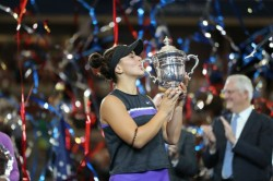 Us Open 2019 Bianca Andreescu Beats Serena Williams Final Report
