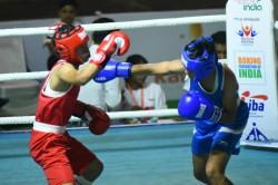 Junior Women S Boxing Nationals Haryana S Preeti Dahiya Punjab S Gagandeep Kaur Progress Into Quarte