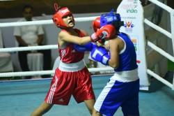 Manipur S Ambeshori Devi Haryana S Tamanna Enter Semi Finals Junior Women S Boxing Nationals