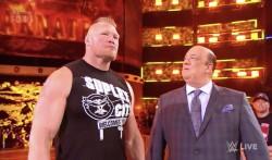Big Update On Future Wwe Appearances Of Brock Lesnar