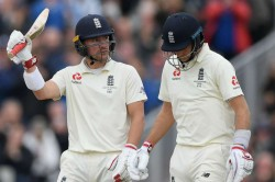 Rory Burns Joe Root Frustrate Australia Day Three Fourth Ashes Test Old Trafford