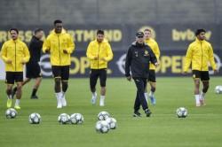 Borussia Dortmund Vs Barcelona Three Key Battles Champions League