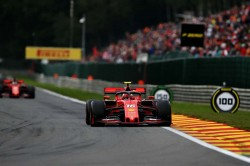 Leclerc Claims Deserved Maiden Win As F1 Pays Tribute To Hub At Spa