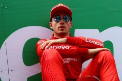 F1 Raceweek In Form Leclerc Prepared For More Difficult Singapore Challenge
