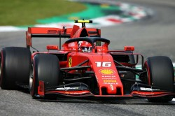 Leclerc Holds Off Unrelenting Mercedes Pressure To Triumph Again