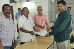 Sendhil Is Coimbatore District Football Association Chief
