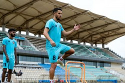 Corominas Delighted To Be Back As Fc Goa Start Pre Season