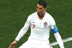 Cristiano Ronaldo Portugal Euro 2020 Qualifying Juventus Fernando Santos