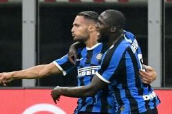 Inter Lazio Antonio Conte Serie A Leaders Perfect