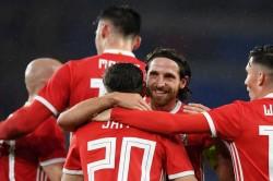 Wales Belarus Report Daniel James Scores Winner