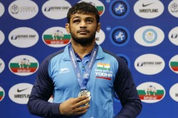 Wrestling Ranking Deepak Punia Reaches Top Spot Bajrang Loses Top Rank