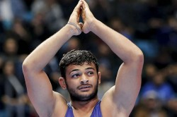 World Wrestling Championships Deepak Pulls Out Of Final Settles For Silver