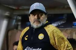 Diego Maradona Gimnasia La Plata 80 Per Cent Chance