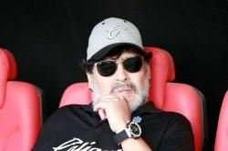 Diego Maradona Gimnasia Y Esgrima La Plata Head Coach Appointed