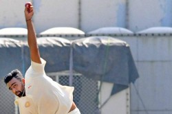 Duleep Trophy India Red In Command After Unadkat Wrecks India Green