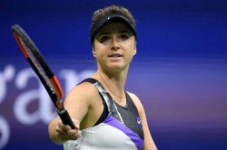 Elina Svitolina Through Guangzhou Open Wang Qiang