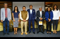 Embassy Group And Ashwini Sports Foundation Set The Stage For Making Sport In India