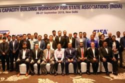 Fifa Capacity Building Workshop Kicks Off In Delhi