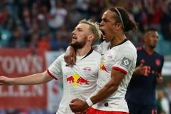Rb Leipzig Emil Forsberg Penalty Frustrates Bayern Munich Robert Lewandowski Goal