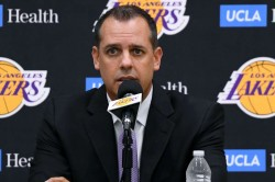 Lakers Frank Vogel Explains His Approach To Coaching Lebron James Anthony Davis