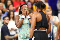 Us Open 2019 Naomi Osaka Coco Gauff Touching Moment Taylor Townsend Surge Continues