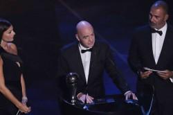 Infantino Racism Football Fifa Awards