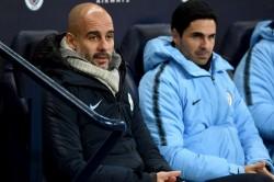 Guardiola Arteta Next Man City Manager